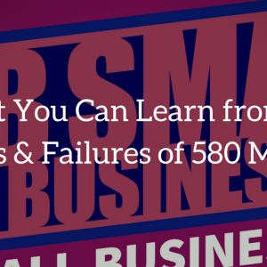 What You Can Learn from the Successes and Failures of 580 B2B Marketers