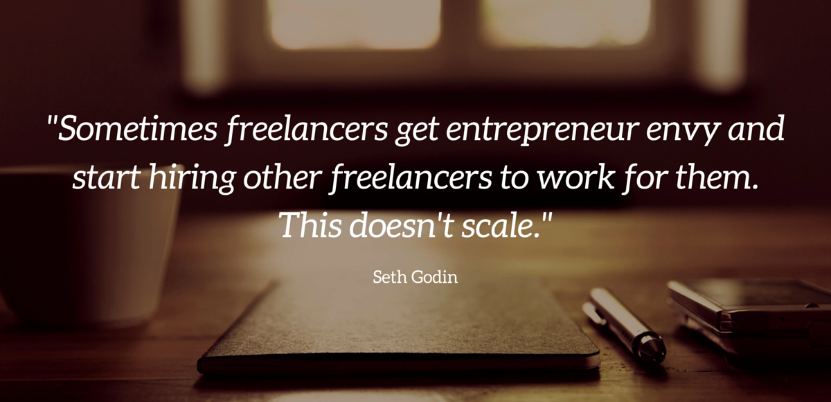 The Difference Between a Freelancer and an Entrepreneur