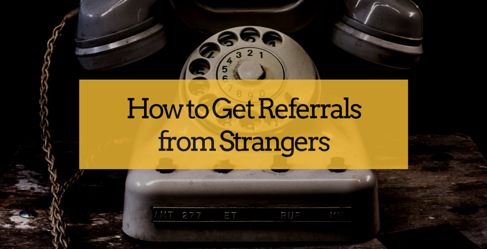 The Powerful Referral Source You're Probably Neglecting