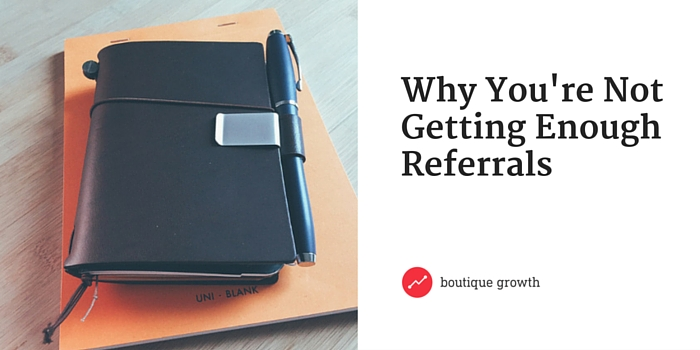 5 Questions Clients Secretly Ask Before Making Referrals