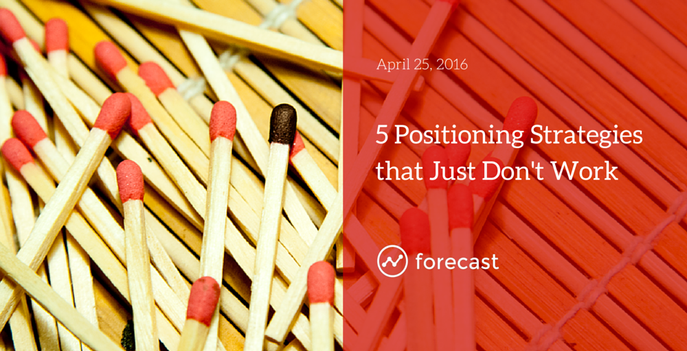 The Wrong Way to Position Your Firm