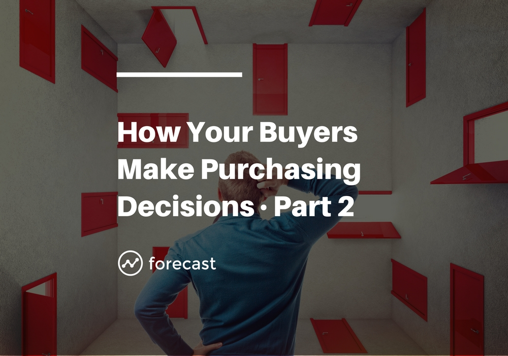 How to Get on Your Buyer's Shortlist When They're Looking for Solutions