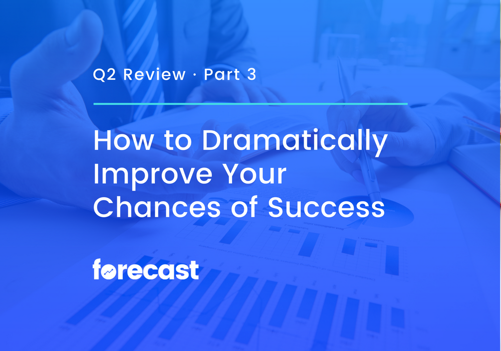 How to Dramatically Improve Your Chances of Marketing Success