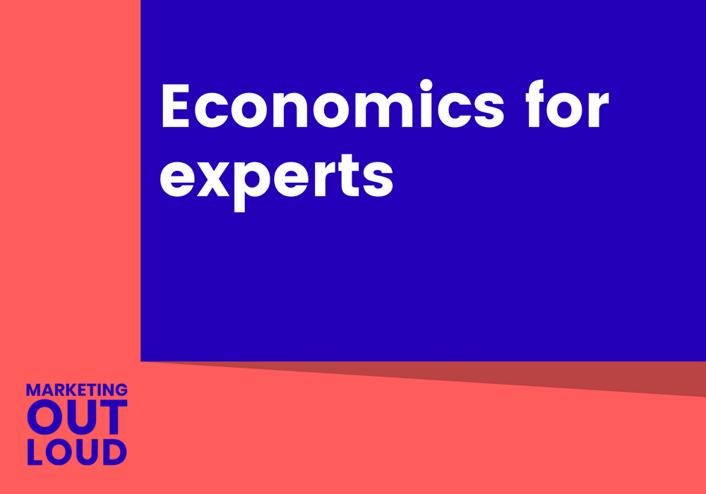 Economics for experts
