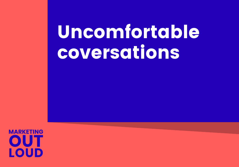 Uncomfortable conversations